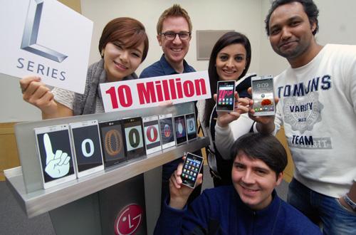 LG L-Style, vanzari de peste 10 milioane de smartphone-uri