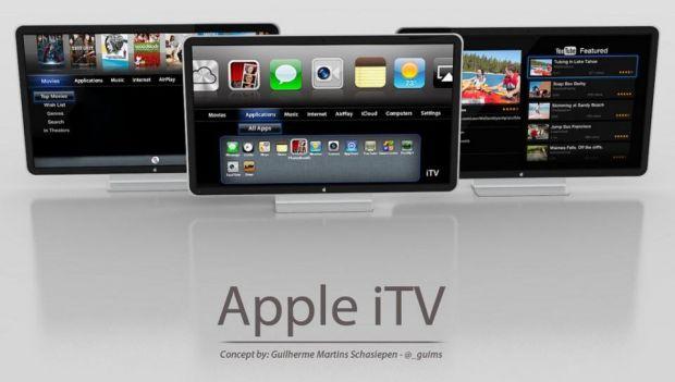 Apple pregateste lansarea unui televizor cu ecran mare
