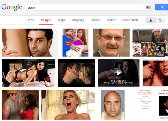 Google blocheaza in premiera imaginile explicite din cautari