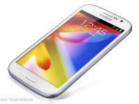 Samsung Galaxy Grand, un smartphone dual-SIM cu ecran mare