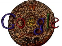 Google Doodle pe 21.12.2012. Ce surpriza  cum nu s-a mai vazut  pregateste Google de sfarsitul lumii