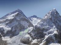 Fotografia de 2 miliarde de pixeli: Muntele Everest cu toate detaliile posibile
