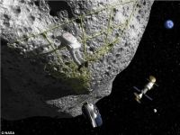 NASA se pregateste sa captureze un asteroid gigant in apropiere de Pamant