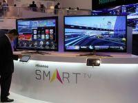 Live din viitor. George Buhnici merge la cel mai tare targ de tehnologie din lume. Ce va fi la CES 2013