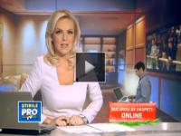 Internet ProTV lider incontestabil in 2012. www.stirileprotv.ro, trafic de 334.000 de unici/zi