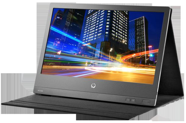 HP aduce la CES 2013 primul monitor al sau conectat prin USB, plus alte gadgeturi ieftine