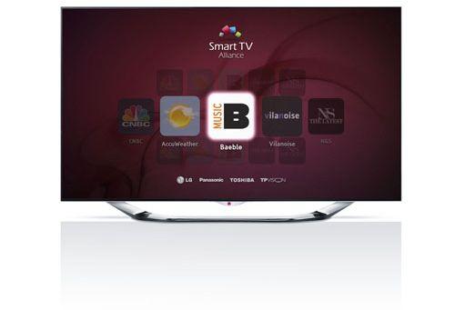 Samsung, amenintat pe segmentul televizoarelor inteligente. Cu ce giganti IT C din SUA si Japonia s-a aliat LG