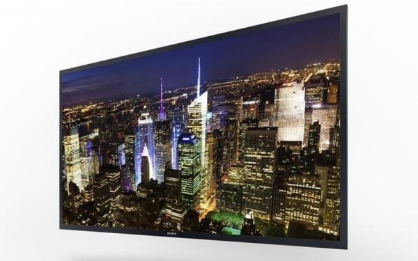 Televizorul 4K OLED de la Sony isi face aparitia la CES 2013