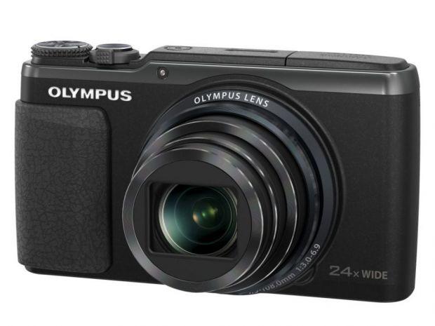 Olympus Stylus SH-50, prima camera compacta cu stabilizare a imaginii pe mai multe axe