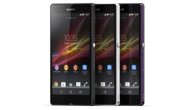 Sony Xperia Z ajunge in februarie in Europa. Pret si specificatii tehnice