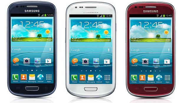 Samsung Galaxy S III mini intr-o gama extinsa de culori. GALERIE FOTO