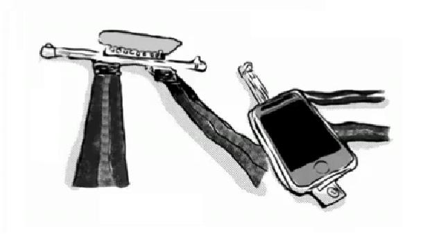 VIDEO Japonezii si iPhone-ul. Ce inventie bizara au facut :)