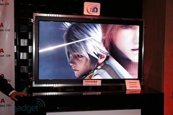 Televizorul 3D de la Toshiba fara ochelari speciali. Tehnologie revolutionara 4K