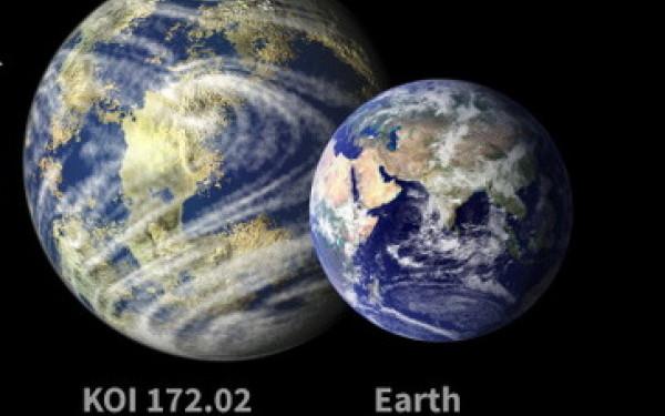 Sora geamana a Pamantului . O planeta aproape identica, descoperita de cercetatori