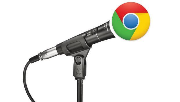 Google Chrome raspunde la comenzi vocale. Download Chrome 25