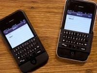Tastatura pentru iPhone care il transforma intr-un rival al lui BlackBerry. Cand apare pe piata