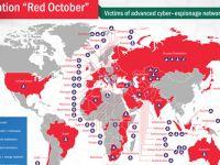 Romania, amenintata de virusul Red October,  cel mai sofisticat spionaj cibernetic din istorie . Reportaj StirileProTV.ro