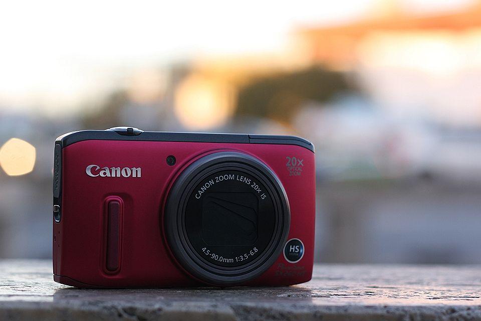 REVIEW Canon PowerShot SX260 HS
