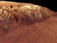 Pe Marte ar exista apa. NASA vine cu primele dovezi