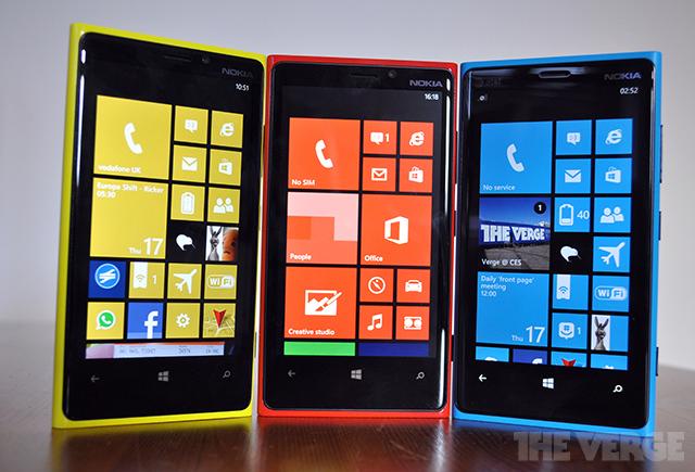 Windows Phone 8 Portico pentru Nokia Lumia 920 si 820. Ce probleme rezolva update-ul