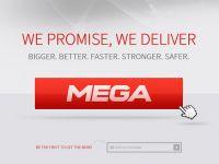 MegaUpload se relanseaza. Dotcom se lauda ca ii da gratis fiecarui utilizator 50GB