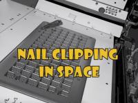 VIDEO Asa isi taie astronautii unghiile in spatiu