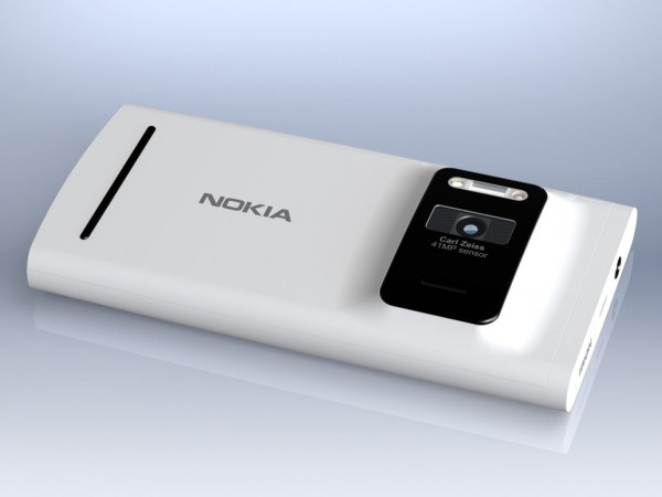 Nokia EOS, primul Windows Phone cu tehnologie PureView