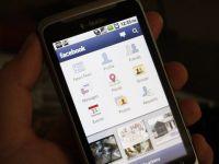 Facebook, cea mai folosita aplicatie de mobil in SUA
