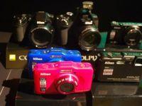 Nikon aduce in Romania 9 camere COOLPIX bogate in specificatii si rezonabile la pret