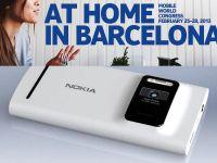 Nokia anunta o conferinta de presa la MWC 2013. Ce telefon ar putea lansa finlandezii