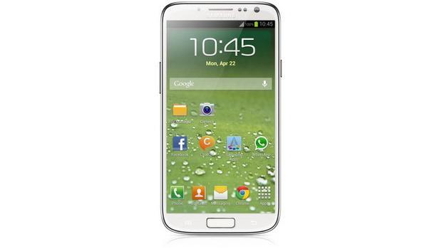Galaxy S4 se lanseaza in aprilie