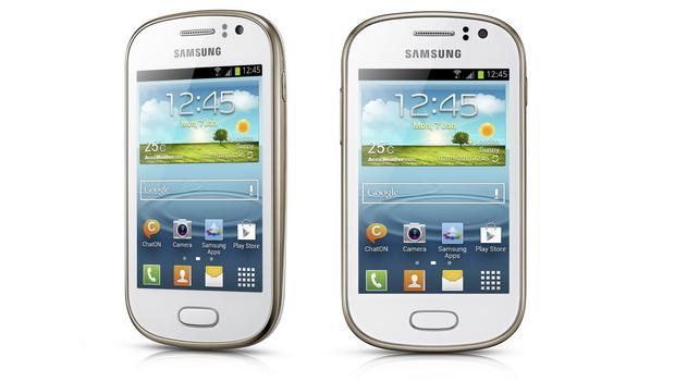 Samsung GALAXY Fame, un smartphone cu ecran de 3,5 si Android Jelly Bean