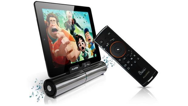 Allview S-Tube, difuzorul cu Bluetooth pentru filme pe tableta si telefon