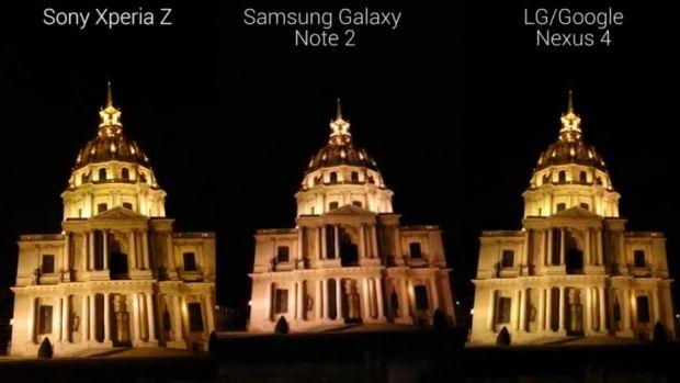 Sony Xperia Z. Cate fotografii poate face pe minut. Test VIDEO