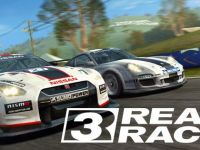 Real Racing 3 gratuit pentru iPhone si Android. Cand va fi lansat jocul