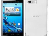 Liquid E1 si Liquid Z2, doua noi telefoane dual-SIM de la Acer