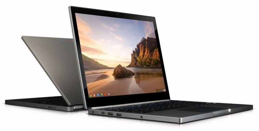 Google lanseaza Chromebook Pixel. Are  cel mai bun ecran pus vreodata pe un laptop