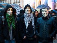 Gruparea Anonymous, lovita de alti hackeri. Cine a lansat atacul