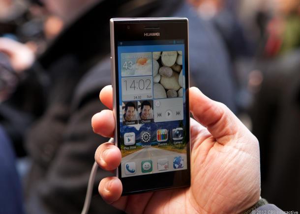 Huawei Ascend P2, cel mai rapid smartphone 4G din lume. Viteza de download incredibila