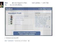 Un nou virus de Facebook ia amploare in Romania. Iti promite ca iti arata cine ti-a vazut profilul
