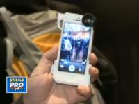 Camera de la iPhone, imbunatatita de 3 ori. Un gadget care a impresionat la MWC 2013