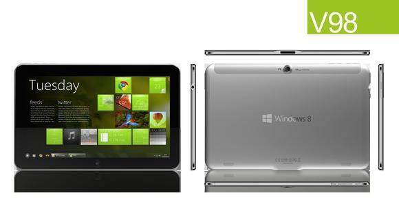 ZTE V98. Un concurent serios pe piata tabletelor cu Windows 8