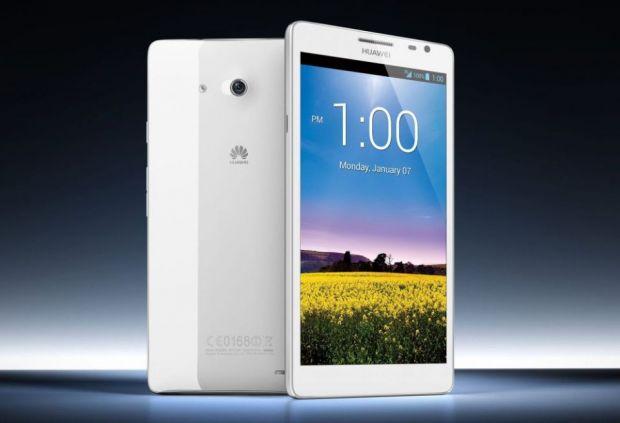 Huawei Ascend Mate, telefonul gigant, si Ascend W1 cu Windows la MWC 2013