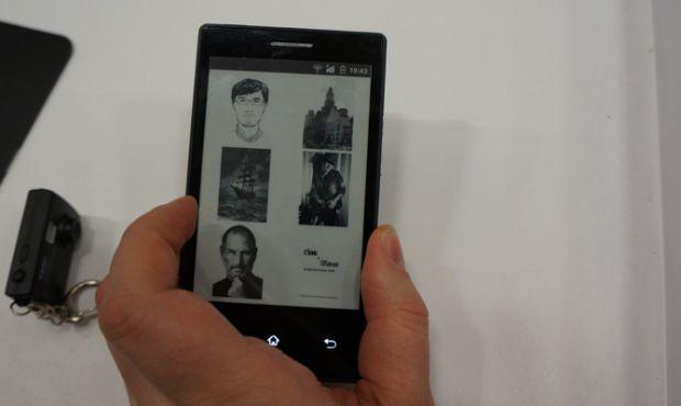 Smartphone-ul Android pe care il incarci o singura data pe saptamana. Prototipul care a facut spectacol la MWC