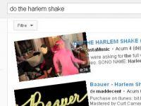 Ce se intampla cand cauti  Do the Harlem Shake  pe Youtube