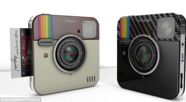Polaroid lanseaza aparatul foto care foloseste tehnologia Instagram
