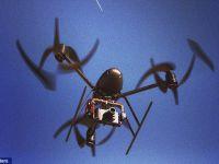 Dronele, din ce in ce mai folosite de serviciile civile americane, suspectate de spionaj si incalcarea intimitatii