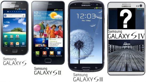 Imagini scapate pe Internet cu toate specificatiile tehnice pe care Samsung Galaxy S4 le va avea