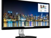 Philips aduce la CeBIT monitorul UltraWide in format 21:9