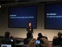 Facebook lanseaza noul News Feed. Cum va arata noua ta pagina LIVE VIDEO